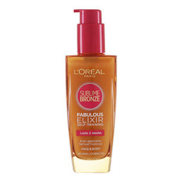 Loreal Sublime Bronze - Fabulous Self-Tanning Elixir 100ml - itseruskettava seerumi