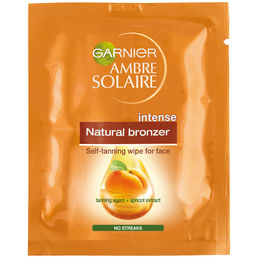 Garnier Ambre Solaire - Natural Bronzer Intense Self Tan - itseruskettavat liinat