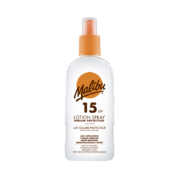 Malibu - Aurinkovoide – Spray (SPF15)