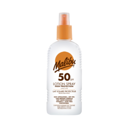 Malibu - Aurinkovoide – Spray (SPF50)