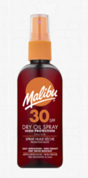 Malibu - Dry Oil Spray (SPF30) - 100ml