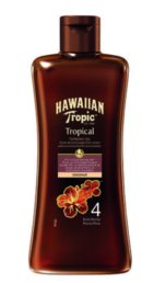 Hawaiian Tropic - Tanning Oil Rich (SPF4) - 200ml