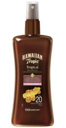 Hawaiian Tropic - Protective Dry Spray Oil (SPF20) - 200ml