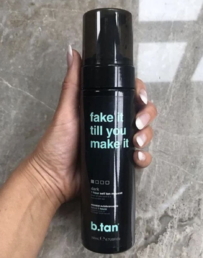 b.tan - Fake it till you make it - itseruskettava vaahto - 200 ml