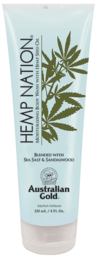 Australian Gold - Hemp Nation - Sea Salt & Sandalwood Body Wash 235ml - UUTUUS!