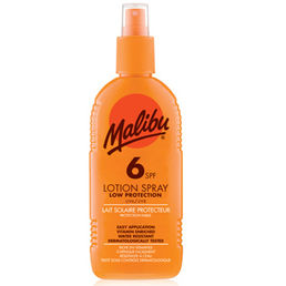 Malibu - Aurinkovoide – Spray (SPF6)