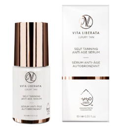 Vita Liberata - Self Tanning Anti Age Serum - Itseruskettava Seerumi - 15ml
